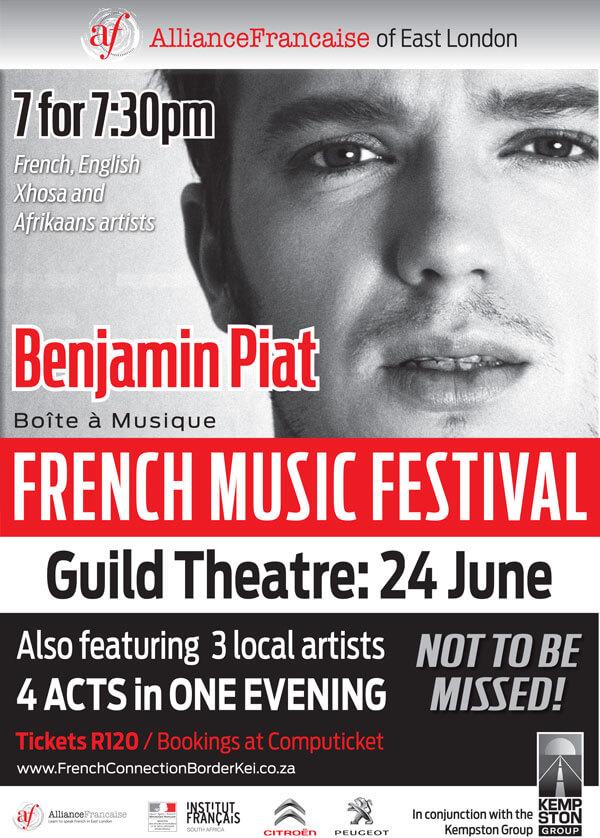 Benjamin Piat Concert