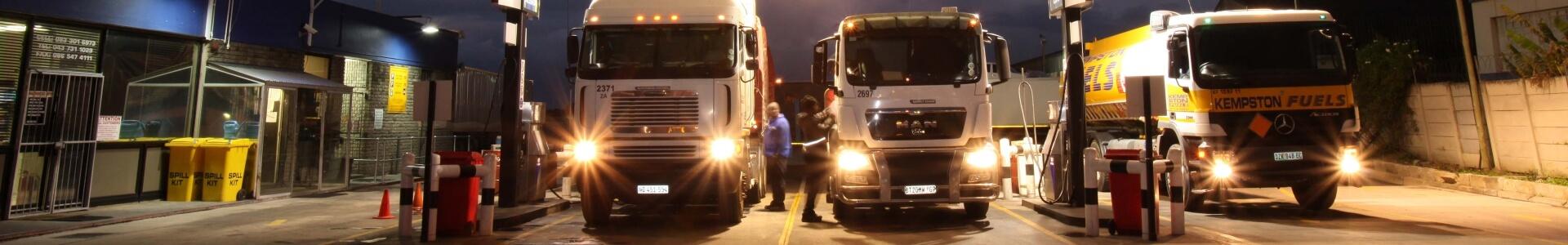 Truck Stop - The Kempston Group