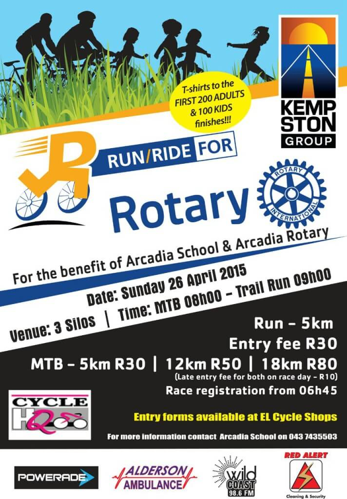 Run Ride for Rotary