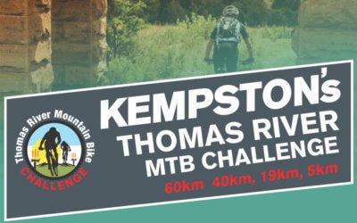 Thomas River MTB Challenge 2017
